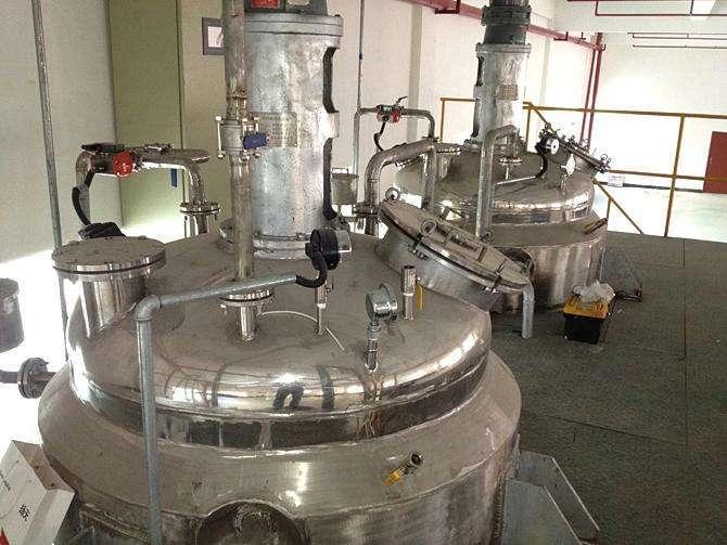 衡水二手反应釜来图加工制作精细到位